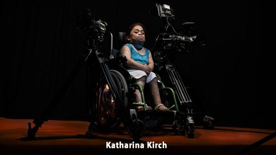 Porträtfoto von Katharina Kirch