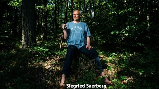 Porträtfoto von Dr. Siegfried Saerberg